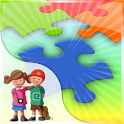 Kids Shuffle Puzzles icon