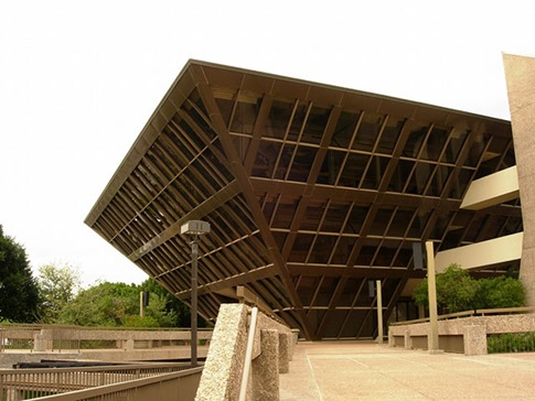 47. Tempe Municipal Building (Tempe, Arizona, EE.UU.)