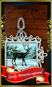 Christmas Photo Frame screenshot 1