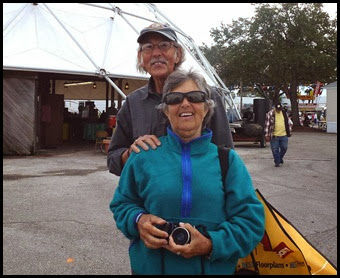 01e - RV Supershow - Sherry and David