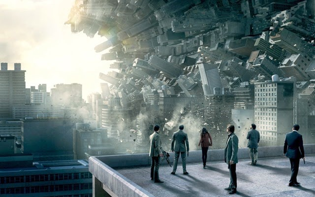 #3. Inception (El Origen) 2010
