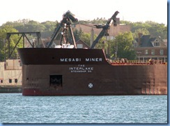 7795 Ontario  - Sault Ste Marie - Mesabi Miner freighter