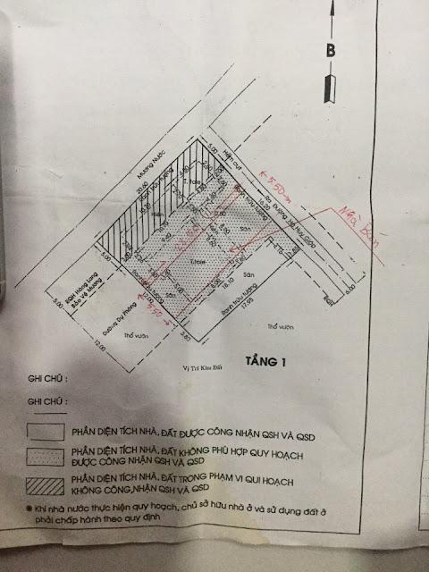 Bán nhà và đất thổ cư đường Thạnh Xuân Quận 12