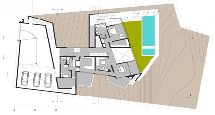 plano-primer-piso-casa-chile