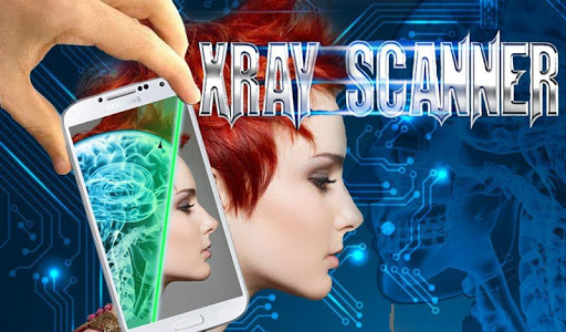 X-Ray Camera Scanner for Prank