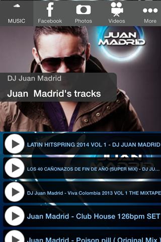 DJ Juan Madrid