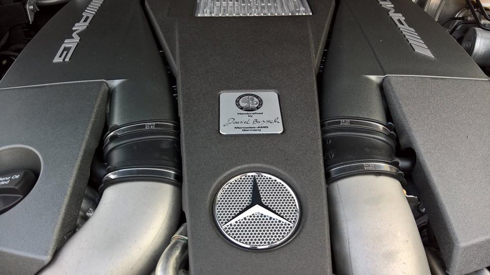 xe Mercedes Benz G63 AMG All New màu đỏ 017
