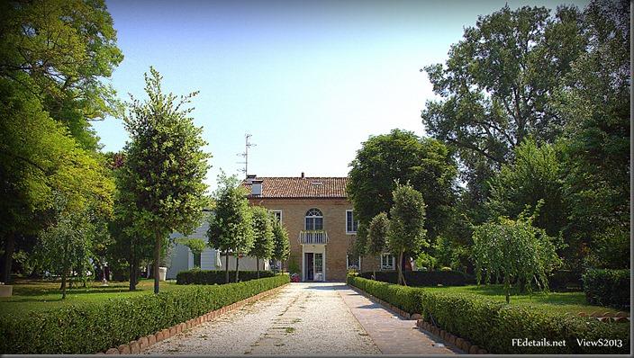 Villa Horti della Fasanara, Ferrara, Italy, foto1