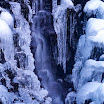 Icy Waterfall