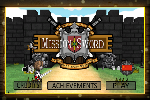 Mission Sword : Crush the evil