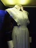 Apron worn by Titanic survivor