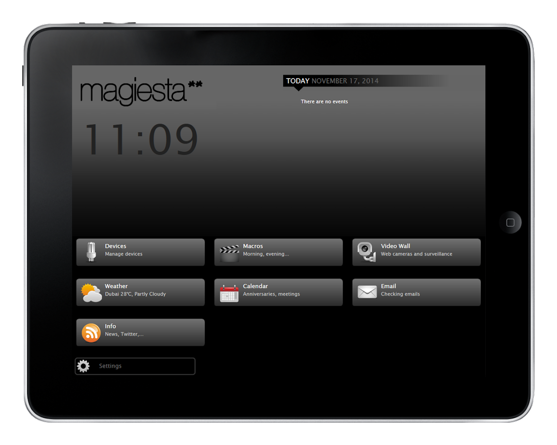 Magiesta- screenshot