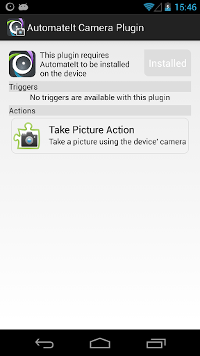 AutomateIt Camera Plugin