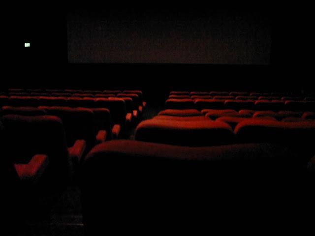 bioskop, kencan pertama