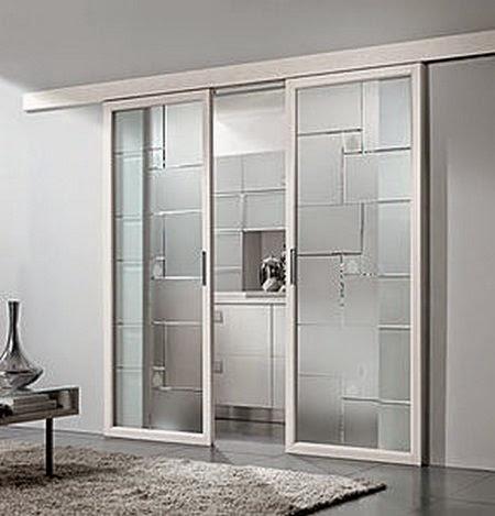 Aumentar la luz natural en tu casa for Puertas traslucidas