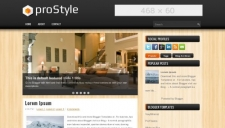 Prostyle blogger template 225x128
