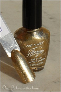 00 Wet'n'Wild  Fergie Collection Gold Album
