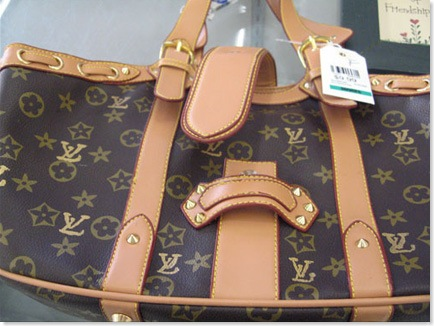 louis vuitton fake bag