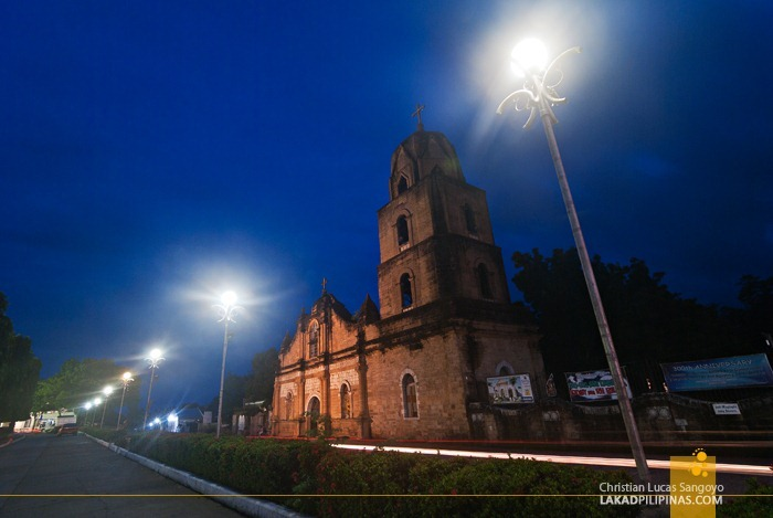 Deserted Streets at Guimbal, Iloilo
