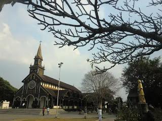 Nhà thờ Gỗ, Kontum