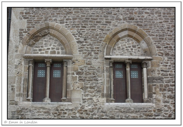 Windows and Doorways of Boulogne France 2