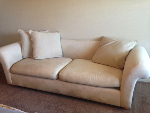 Sofa before