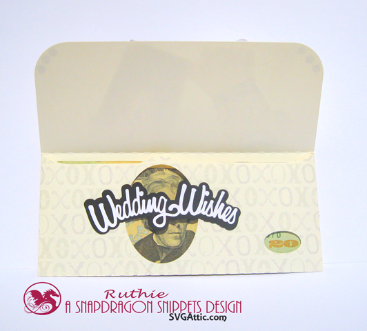 $20 gift envelope - Wedding gift card - SnapDragon Snippets - Ruthie Lopez.3
