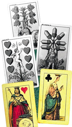 карты пиковая играть дама