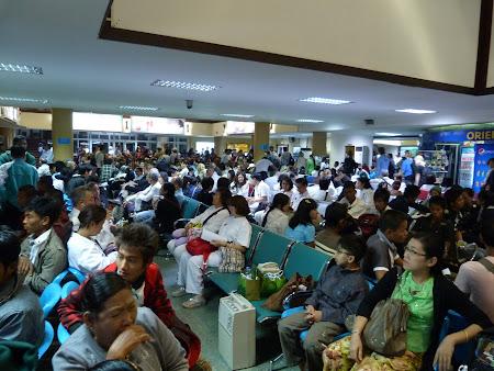 Aeroport Yangon Myanmar