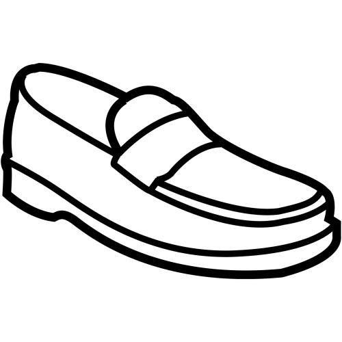 Zapatos De Para Hombre Colorear OkuPXiTZ