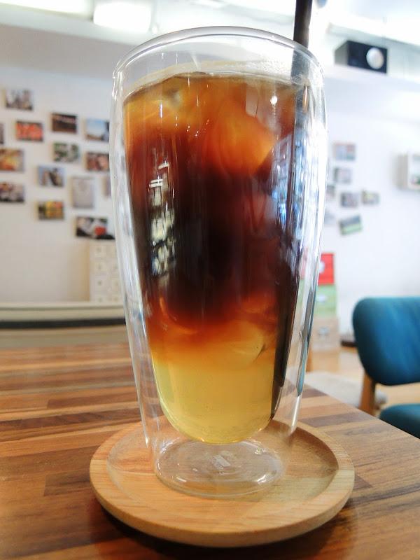 六丁目 Cafe 蜂蜜美式咖啡.jpg