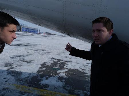 Spatele avionului