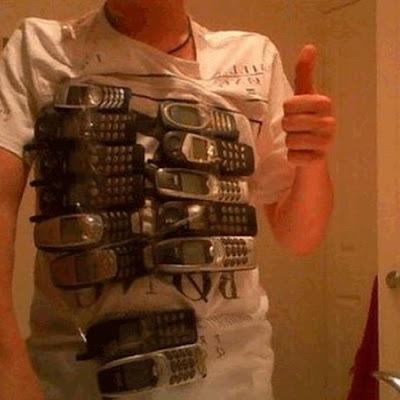 Những chiếc điện thoại Nokia dường như có thêm chức năng chống