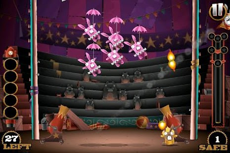 Stunt Bunnies Circus - screenshot thumbnail
