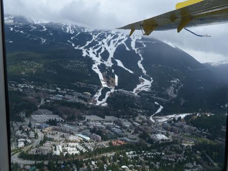 Ski Canada: partiile din Whistler
