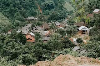 Xã Hữu Kiệm, nơi có hàng chục thai phụ sang Trung Quốc bán con