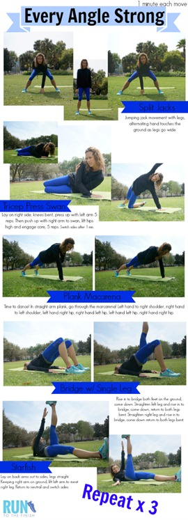 Every Angle Strong Workout