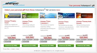 Ashampoo-gift-products
