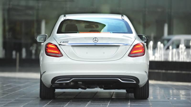 Xe Mercedes Benz C200 New Model 08