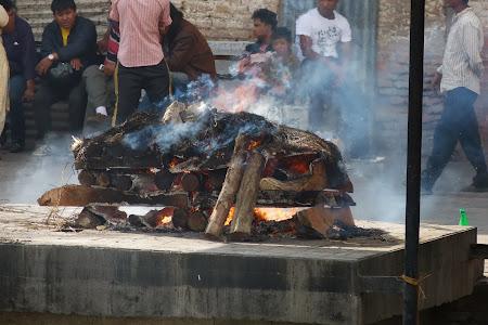 Incinerare in Nepal