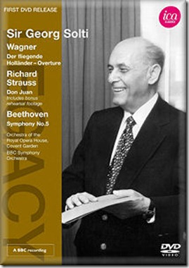 Solti Wagner Strauss Beethoven ICA Classics