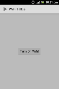 WiFi Talkie
