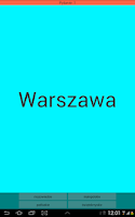 Screenshot of Miasta i Województwa
