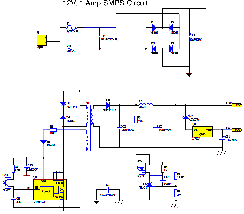Supply Circuit Diagram Likewise 12v Battery Charger Circuit Diagram