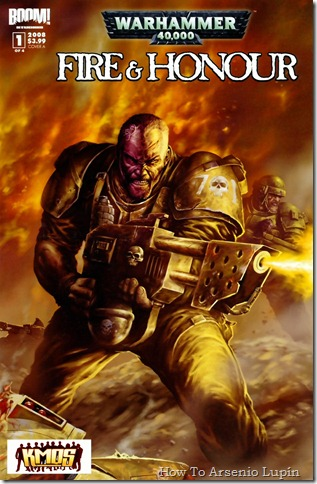 2012-03-02 - Warhammer 40.000 - Fire and Honour