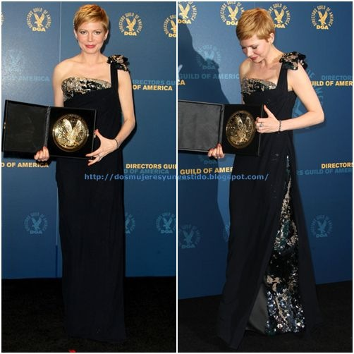Michelle Williams at the 64th Annual Directors Guild Of America Award2