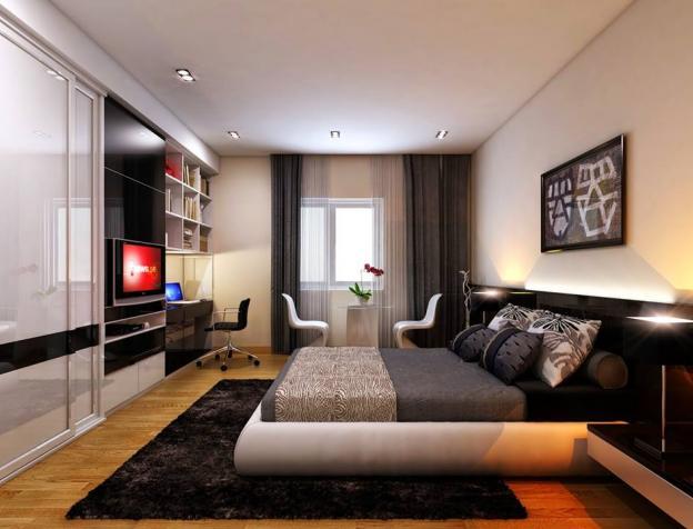 Phòng ngủ cao cấp đầy tiện nghi
