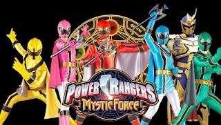 Power Rangers Mystic Force - Siêu Nhân Kỵ Mã VietSub