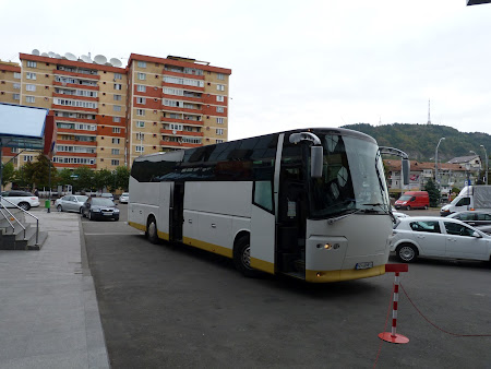 Transport Romania autocar la Piatra Neamt