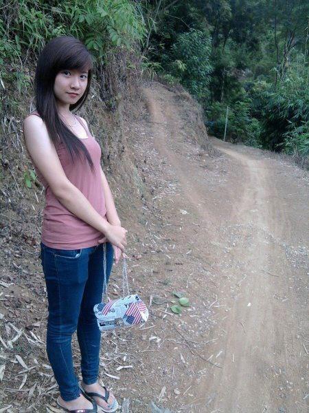 gái đẹp miền núi